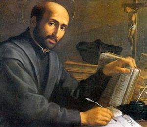 Ignatius Loyola    (1491 – 1556)