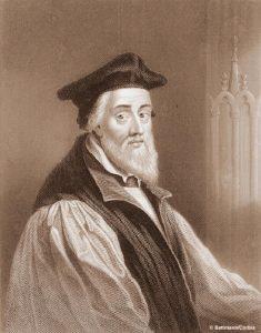 Thomas Cranmer   (1489 – 1556)